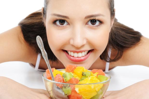 ขัดผิวด้วยผลไม้รสเปรี้ยว