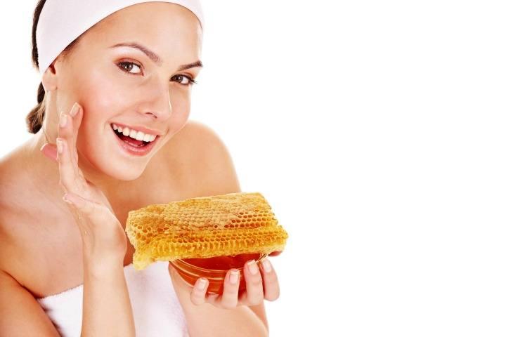 น้ำผึ้งพอกหน้า