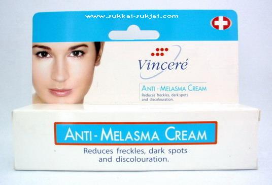 ครีมทาฝ้า Amela-Ex Anti-Melasma Cream
