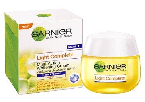 ครีมหน้าขาวใส Garnier Skin Natural Light