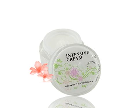 ครีมหน้าใส Intensive Cream อีก 1 วิธีทําให้หน้าขาวใส