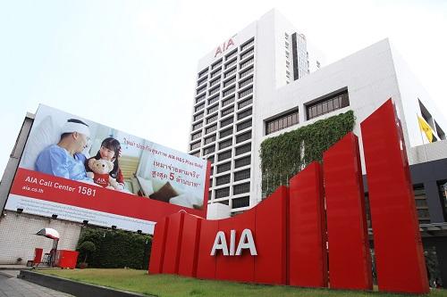 บริษัทประกันสุขภาพเด็ก AIA