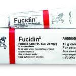 ครีมลดรอยสิว Fucidin