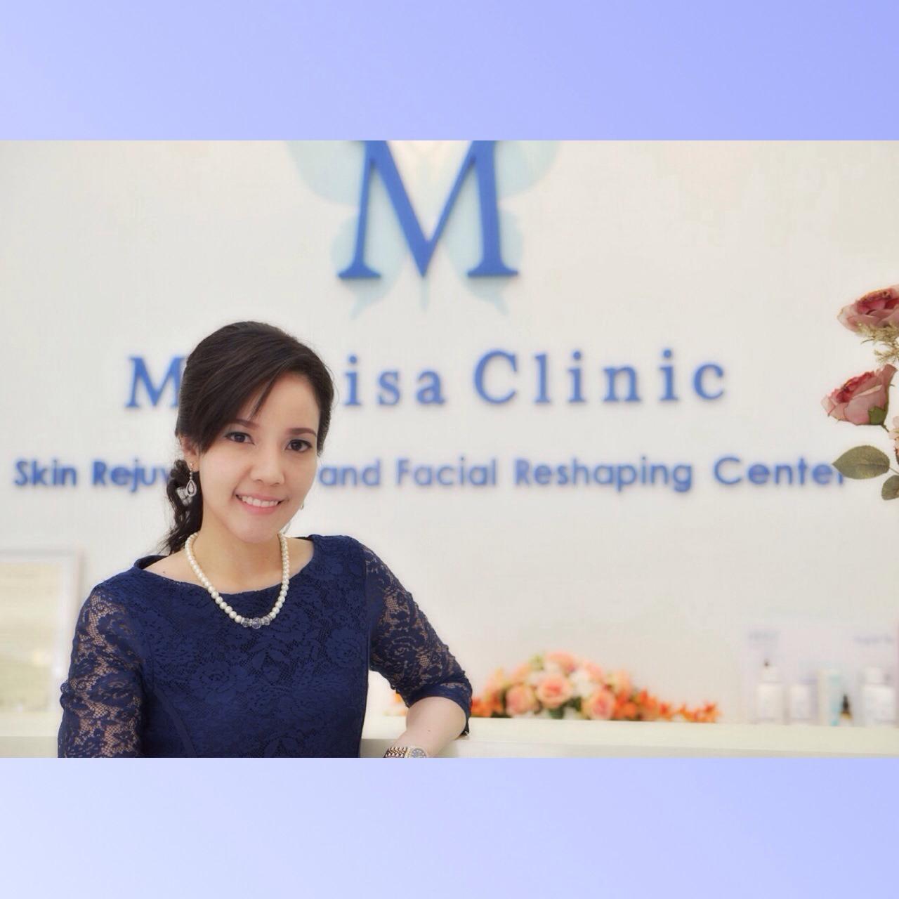 ร้อยไหมหน้าเรียว ราคาไม่แพง ที่ Mayrisa Clinic