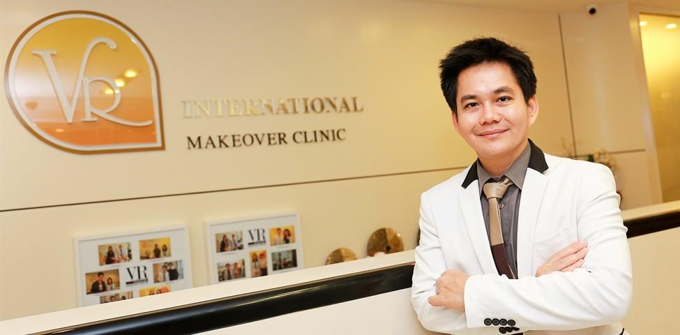 ศัลยกรรมเกาหลี ที่VR Clinic