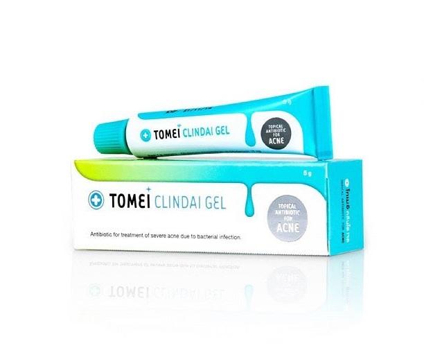 ยารักษาสิว Tomei anti acne cream