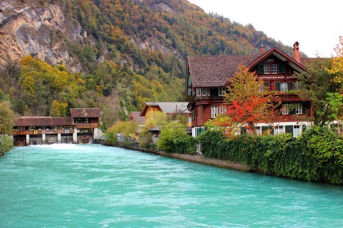 ทัวร์สวิตเซอร์แลนด์ กับ ไทยฟลาย ทราเวล