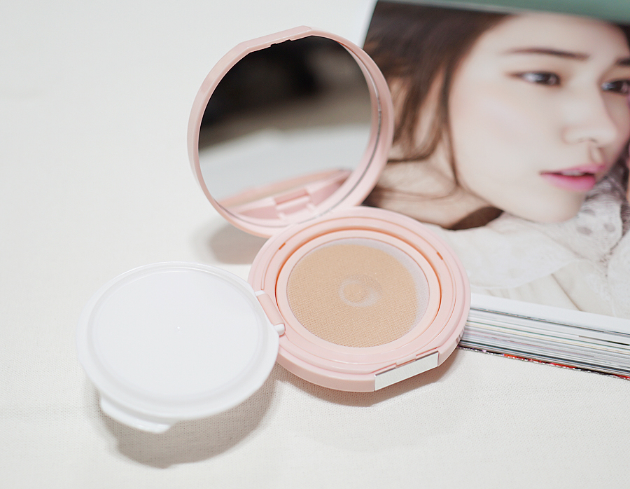 แป้งคุชชั่น Etude House Any Cushion Cream Filter SPF33 PA++