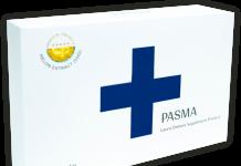 อาหารเสริมผิวขาว PASMA LAURA