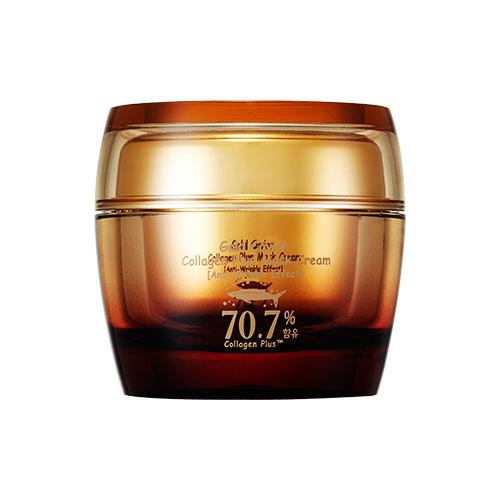 ครีมลดเลือนริ้วรอย Skinfood Gold Caviar Collagen Cream
