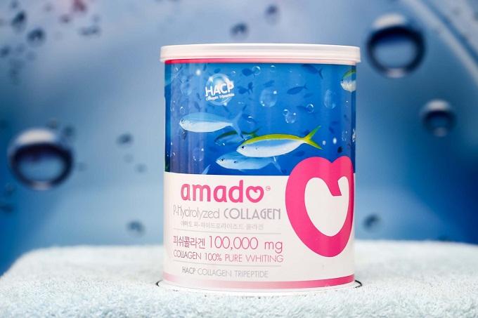 คอลลาเจนปลา Amado Collagen