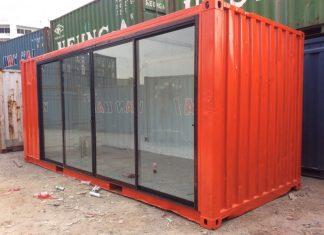 ตู้คอนเทนเนอร์ ที่ PS Container