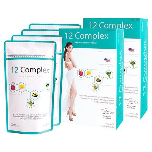 อาหารเสริมลดน้ำหนัก 12 Complex