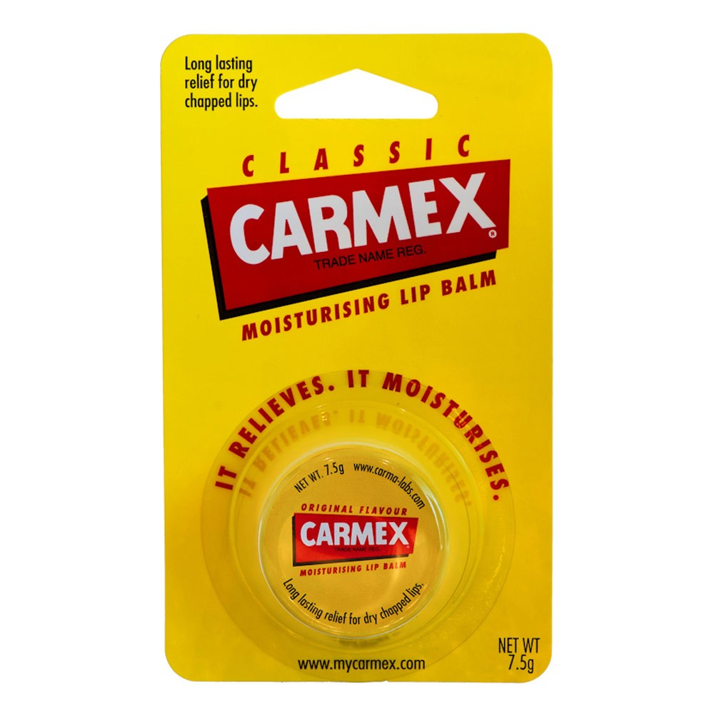 ลิปบาล์ม Carmex lip balm