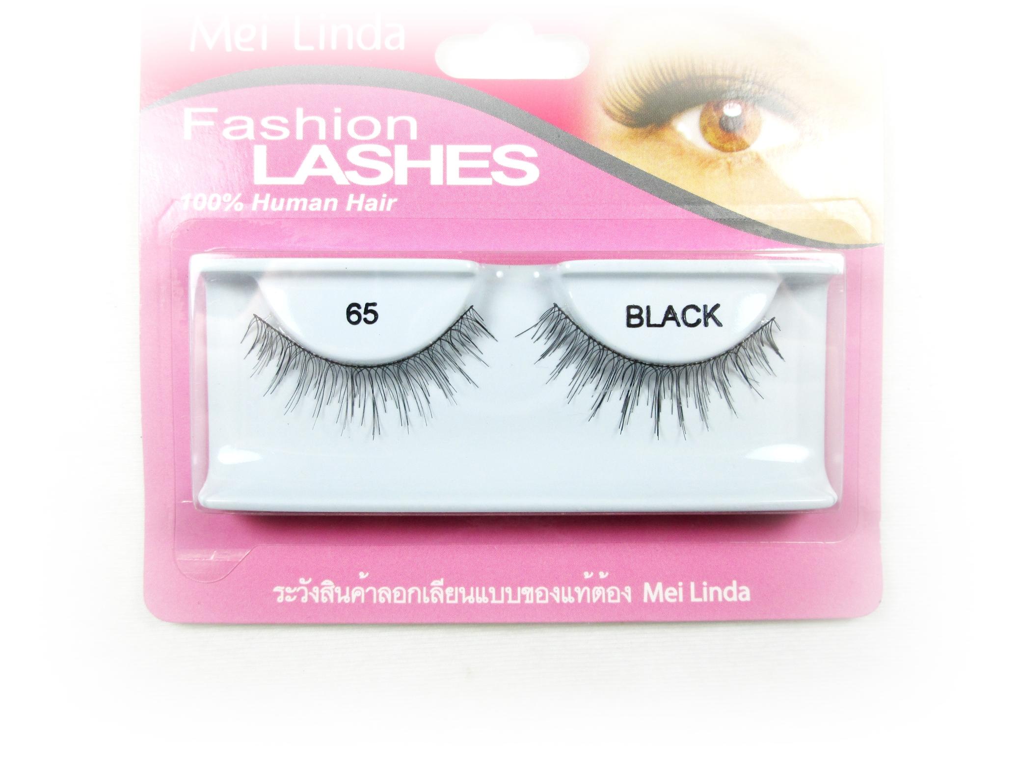 ขนตาปลอม Mei linda