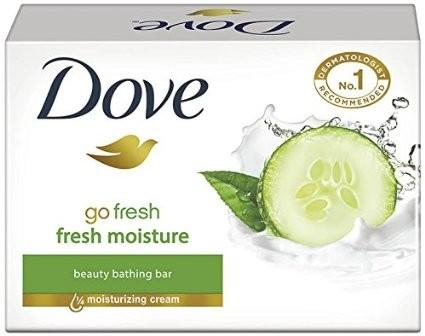 สบู่ผิวขาว Dove Go Fresh Fresh Moisture