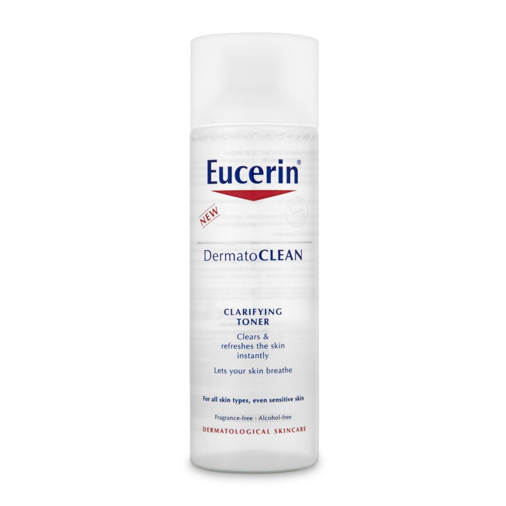 โทนเนอร์ Eucerin Dermato Clean Clarifying Toner