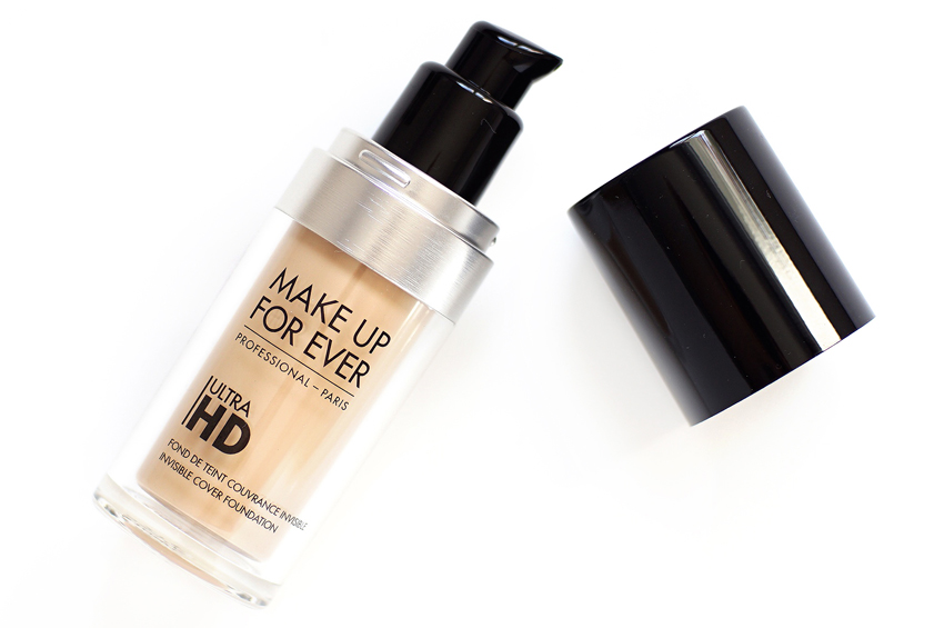 ครีมรองพื้น Make Up For Ever Ultra HD Foundation
