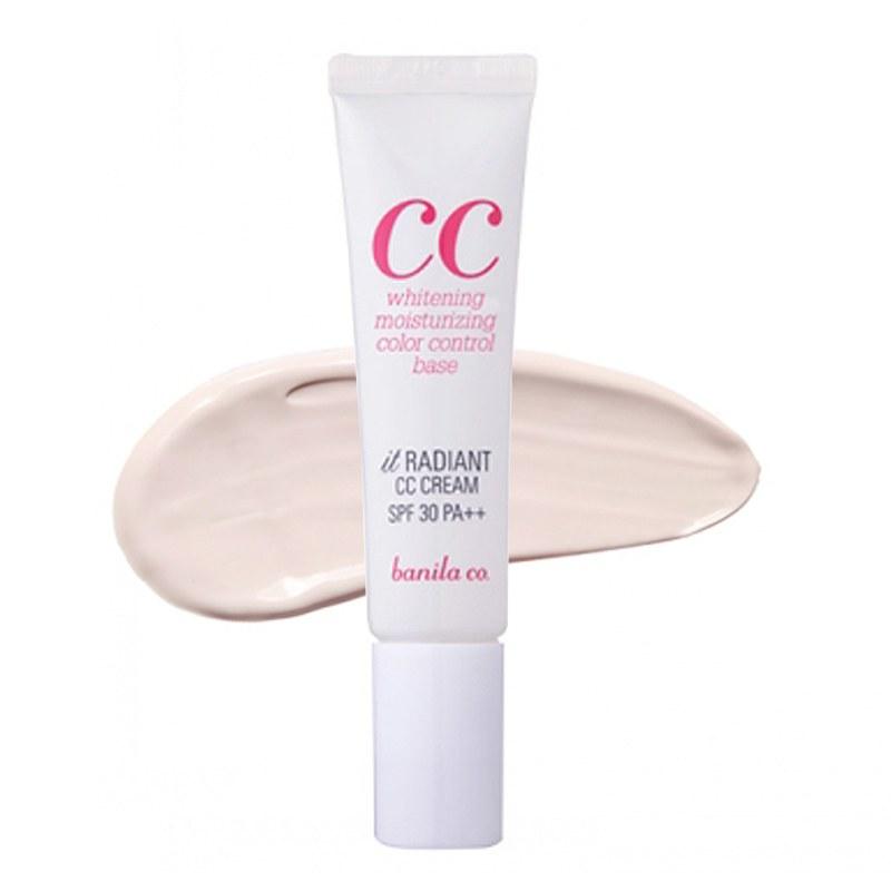 เครื่องสำอางเกาหลี Banila Co It Radiant CC Cream SPF30 PA++