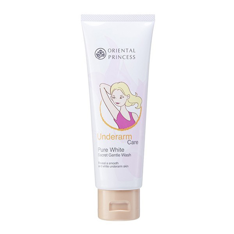 ครีมทารักแร้ขาว Oriental Princess Pure White Secret Cream