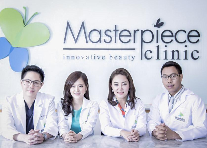 เลเซอร์หน้าใส Masterpiece Clinic