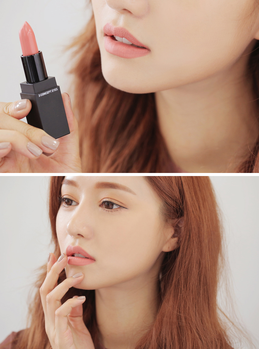 ลิป 3CE Stylenanda Matte Lip Color #705 Sugary Cake