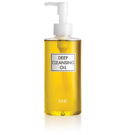 คลีนซิ่ง DHC Deep Cleansing Oil