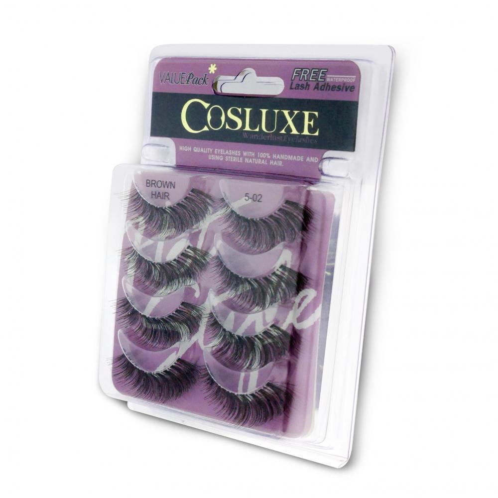 ขนตาปลอม Cosluxe