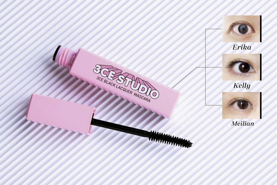 มาสคาร่า 3CE Stylenanda Studio Lacquer Mascara