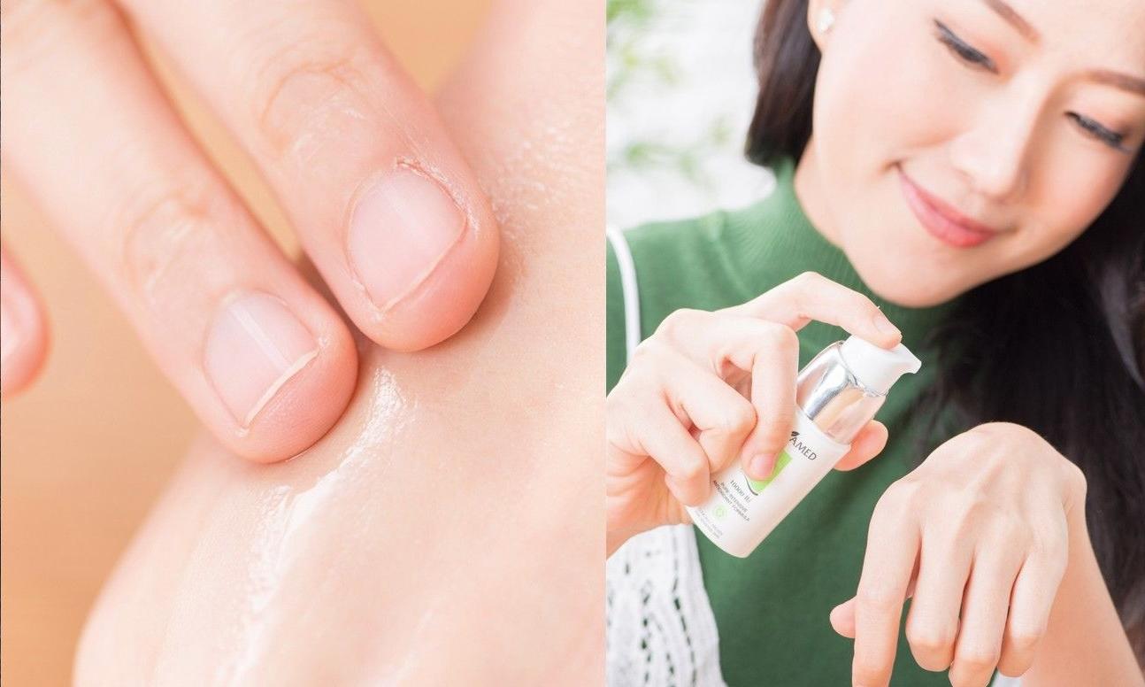 รีวิว Provamed vitamin e serum 10000 IU / Provamed Vitamin E cream serum 50g