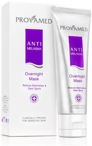 ครีมบำรุงผิวหน้า Provamed Anti Melasma Overnight