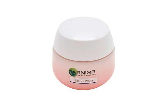 Garnier Sakura Night Cream 50ml ครีมบำรุงสูตรกลางคืน