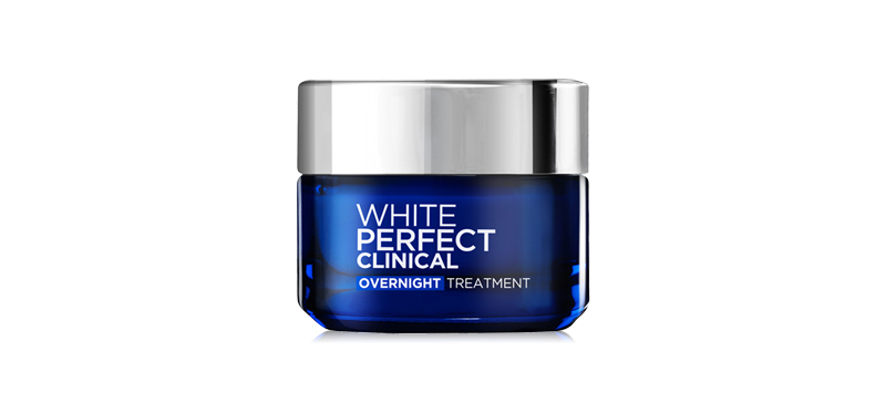 L'Oréal Paris White Perfect Clinical Overnight Treatment
