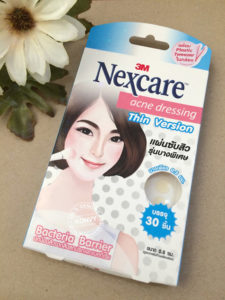 3M Nexcare Acne Dressing Thin Version size 0.8cm