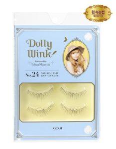 ขนตาปลอม Dolly Wink False Eyelashes