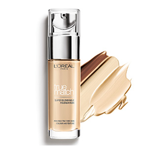 ครีมรองพื้น L'oreal True match liquid foundation