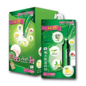ครีมซองในเซเว่น Best Korea Tea Tree Perfect Anti Acne Serum