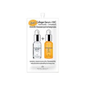 ครีมซองในเซเว่น Collagen Serum Plus Vitamin C