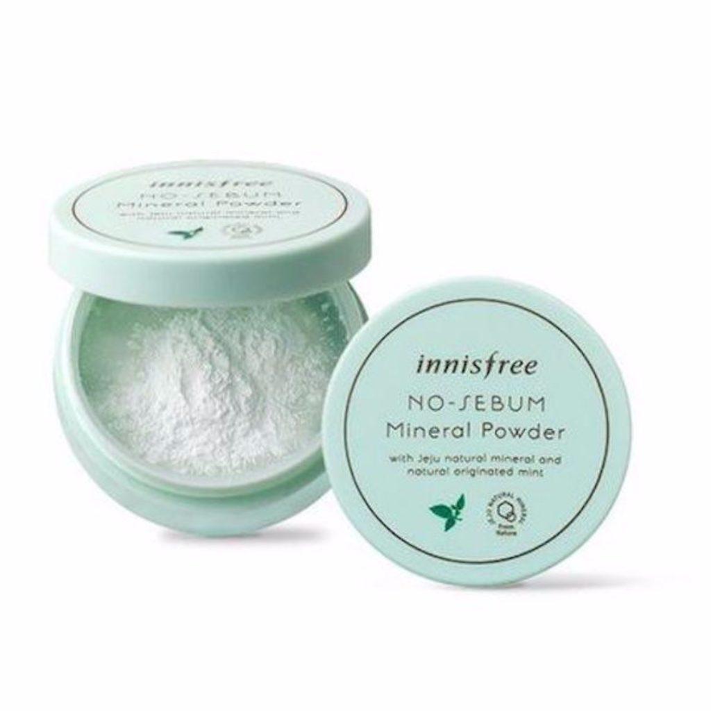 เครื่องสำอางเกาหลี Innisfree No Sebum Mineral Powder