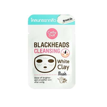 Cathy Doll Blackheads Cleansing White Clay Mask