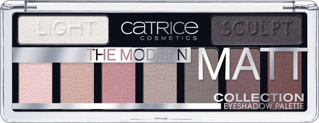 Catrice The Modern Matt Eyeshadow Palette
