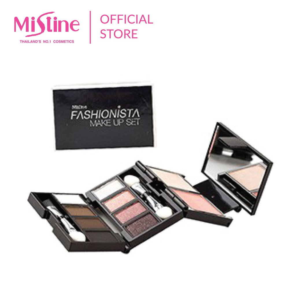MISTINE FASHIONISTA MAKE UP SET