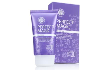 เครื่องสำอางเกาหลี Welcos Perfect Magic BB Cream SPF30PA++