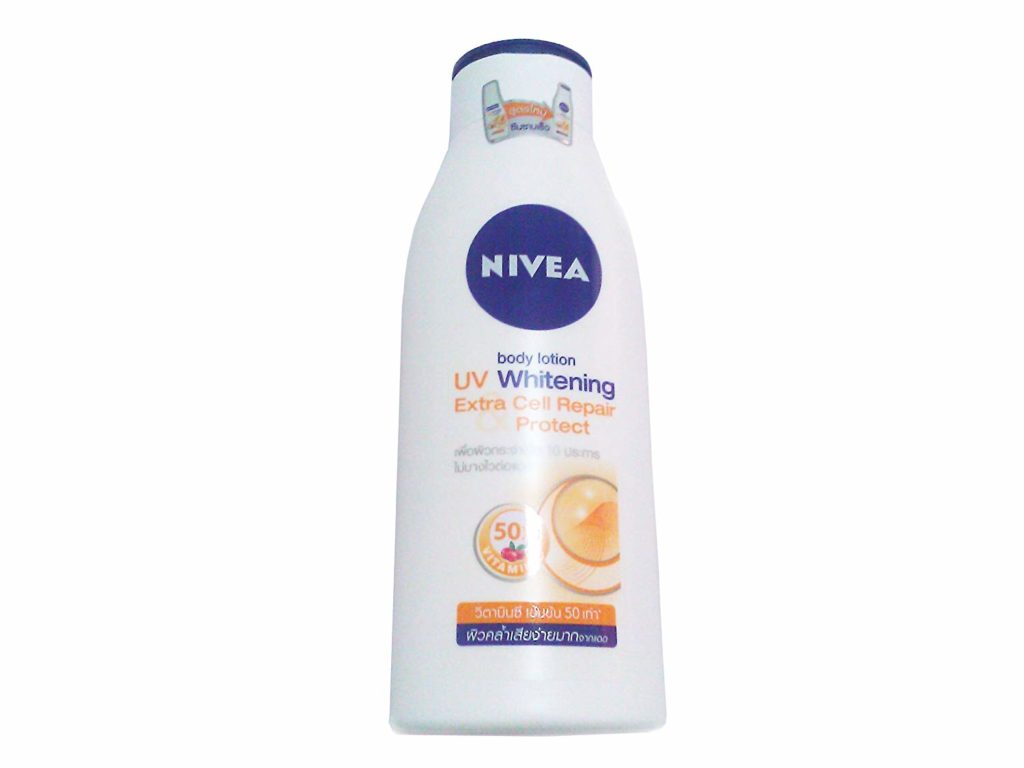Nivea UV Whitening Extra Cell Repair & Protect Lotion